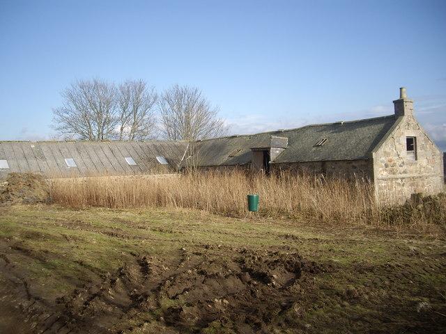 Craiglash Cottage steadings