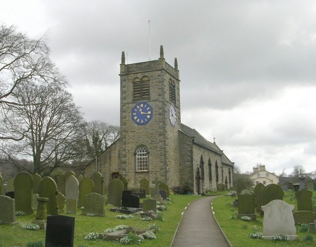 St Peter's Parish Church - Church Street