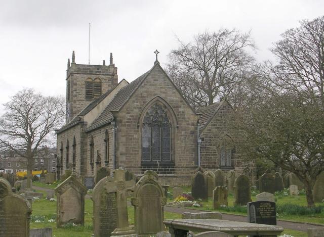 St Peter's Parish Church - Church Street