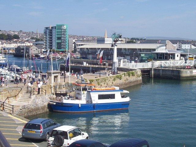 Plymouth : The Barbican