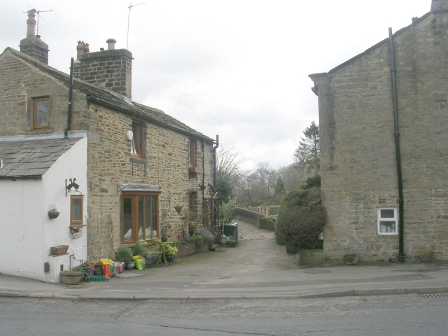 Footpath - North Street