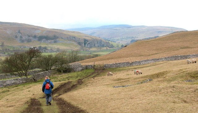On the path to Conistone