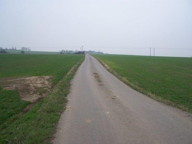 Lane to Groves Farm