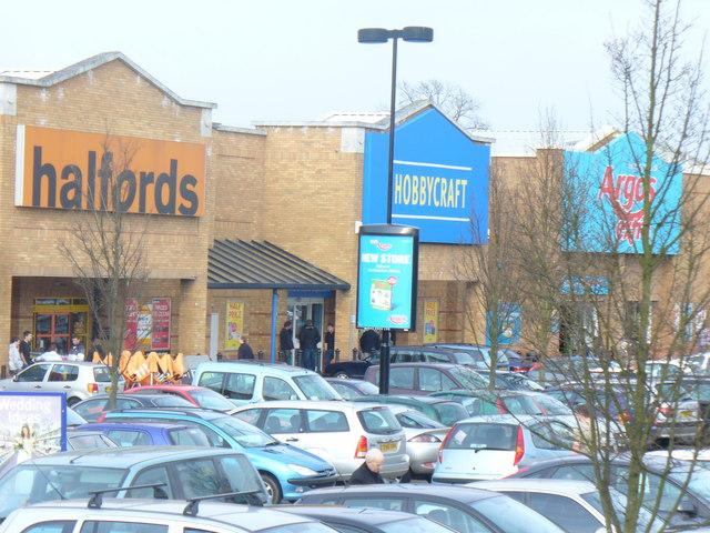 Lion Retail Park