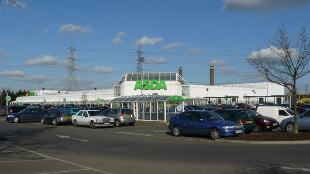 Asda, Beddington