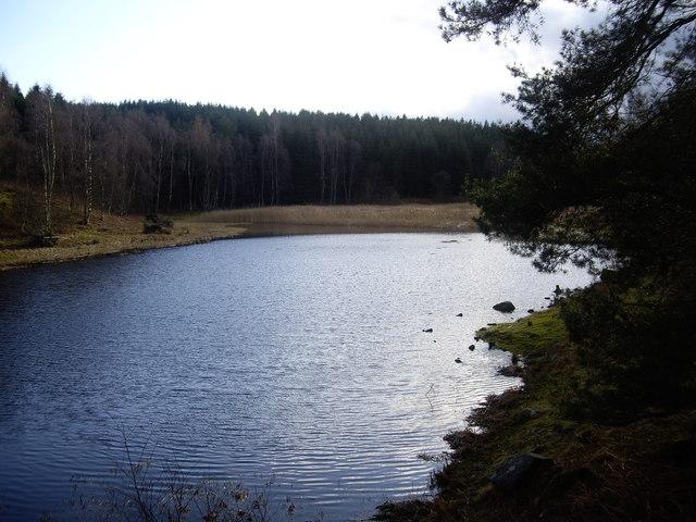 Sluie Loch