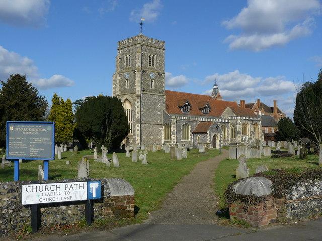 St.Mary's Church, Beddington