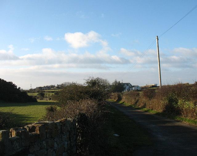 Glan-yr-afon Road