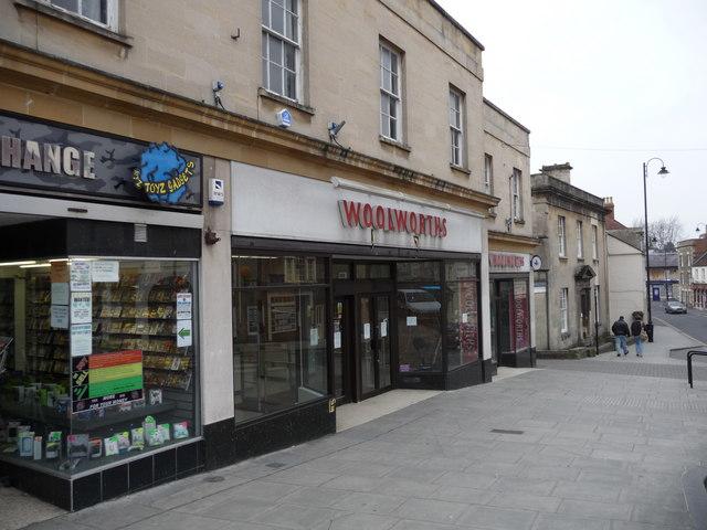 Warminster - Woolworths