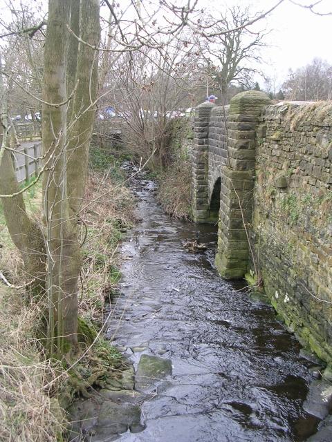 Back Beck - Bolton Road