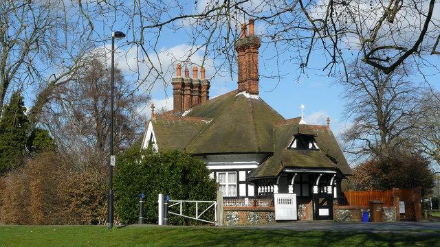 East Lodge, Beddington Park