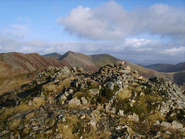 Summit Cairn, Whiteside