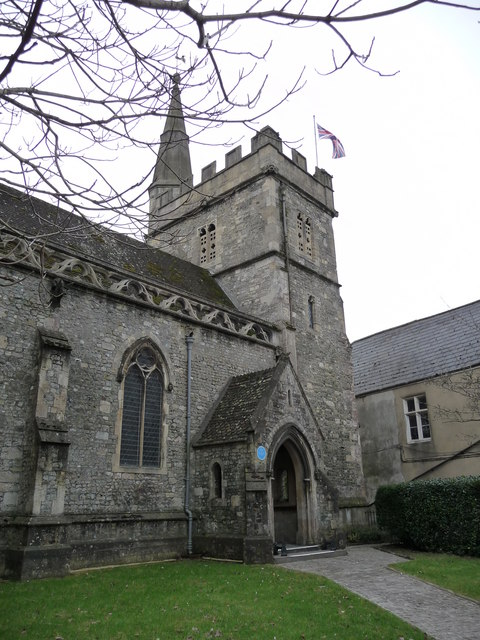 Warminster - St Lawrence Chapel