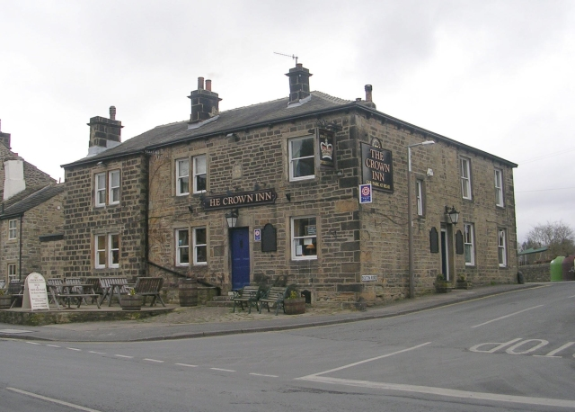 The Crown Inn - Main Street