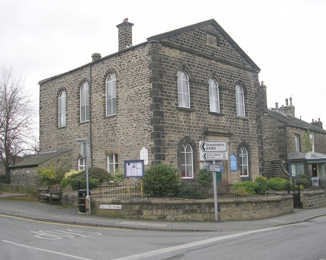 Mount Hermon Wesleyan Reform Chapel - Main Street