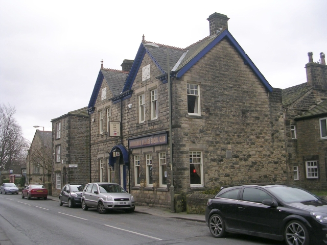 Addingham Village Social Club - Main Street
