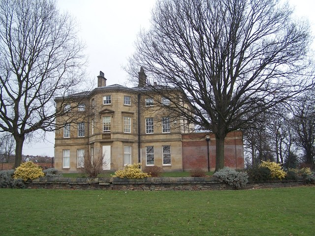 Hillsborough Hall, Hillsborough, Sheffield