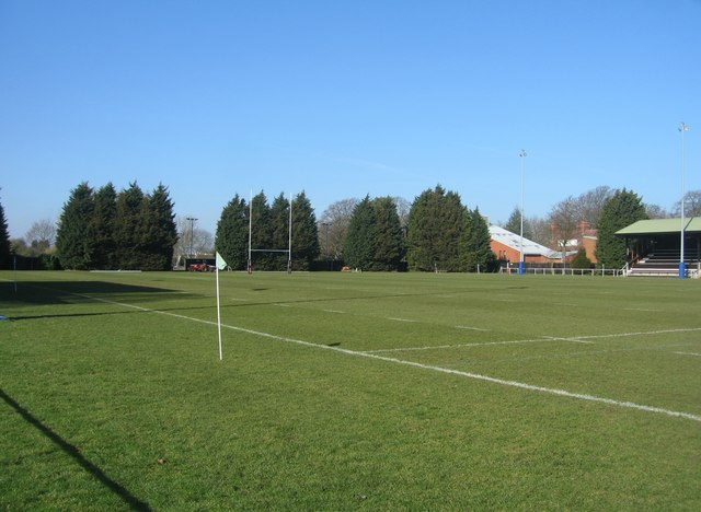 University Rugby Ground