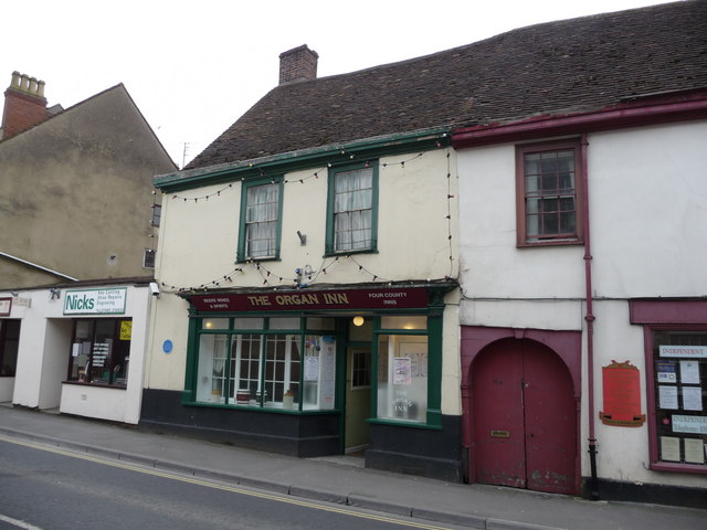 Warminster - The Organ Inn