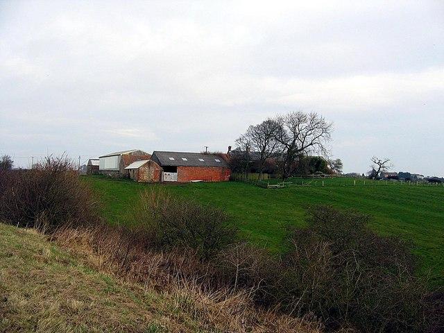 Black Hurworth Farm buildings