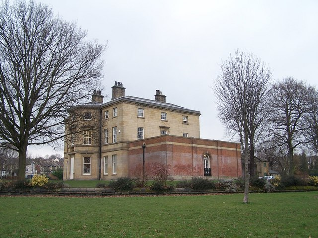 Hillsborough Hall ... And That Extension!  Hillsborough Park, Sheffield