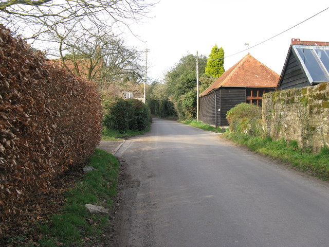 Road north to Gay Street