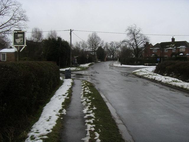 Village Crossroad