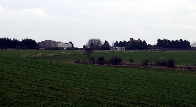 Catlow Hall Farm