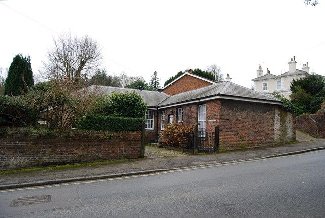 Nevill Hill Cottage, Rodmell Rd