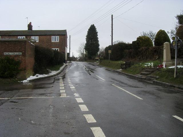 Bishopstone Main Road