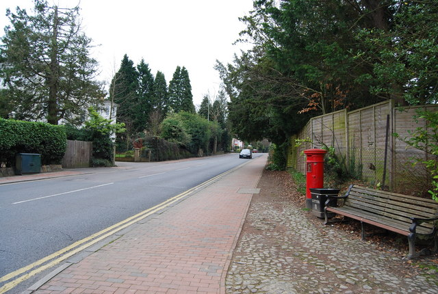 Postbox, Frant Rd