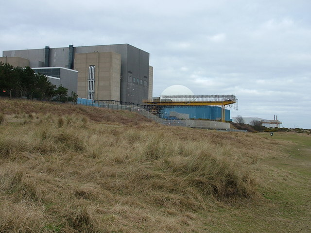 Sizewell A power station