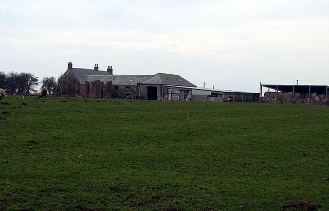 White Hurworth Farm