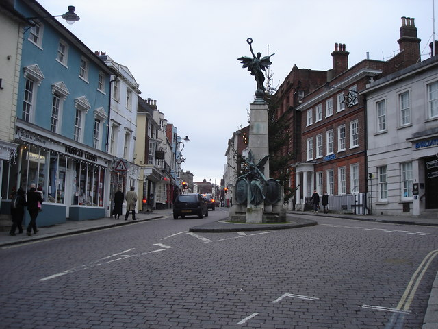 Lewes - High Street