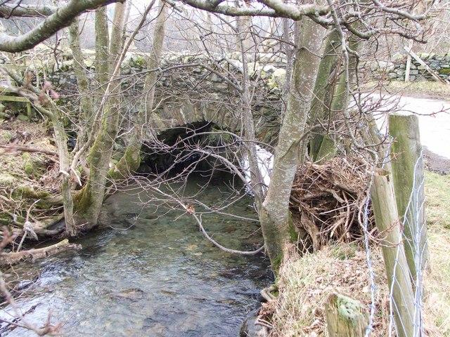 Bridge near Newlands Church