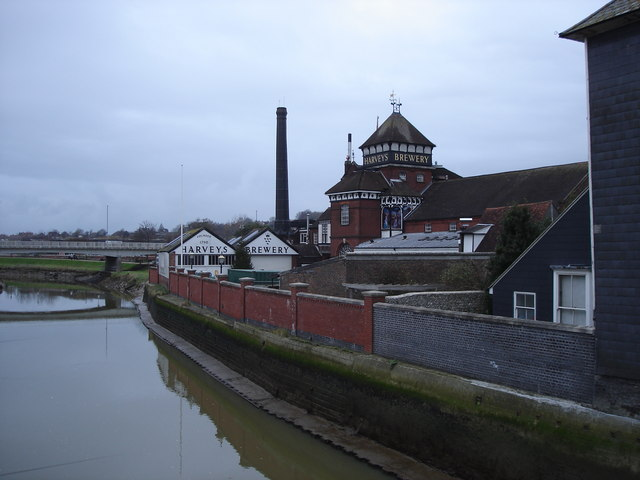 Lewes - Harveys Brewery