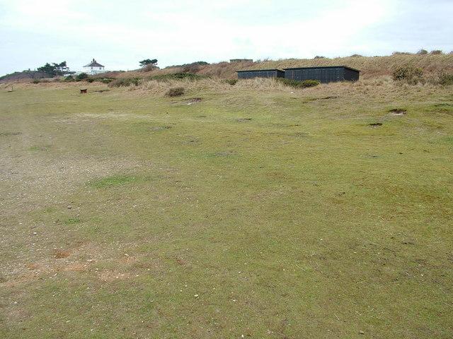 World's ugliest changing huts