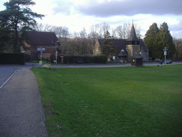 Church at Grayswood
