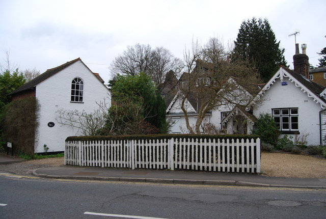 Ford Cottage, Montacute Rd