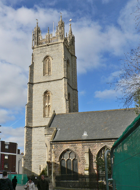 St John the Baptist church, Cardiff
