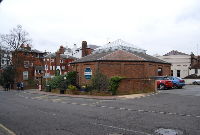 Auction Hall, Linden Park Rd