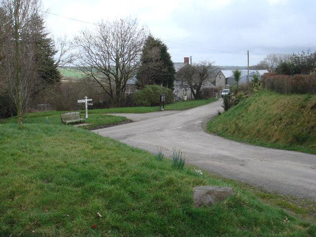 Colscott Village