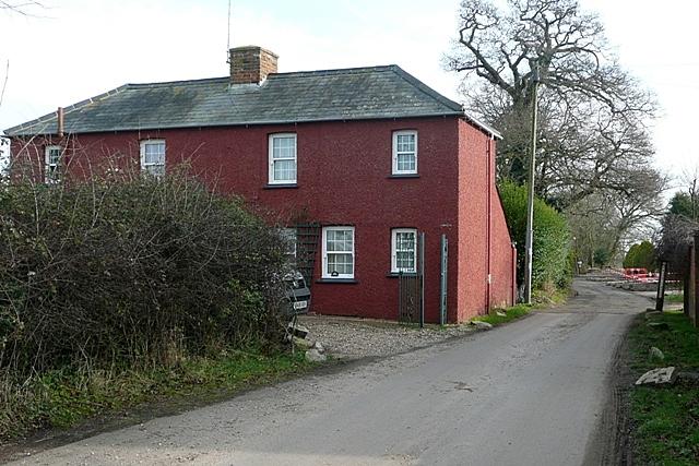 Houses on Warren Road