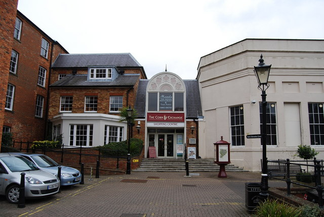 The Corn Exchange Shopping Centre