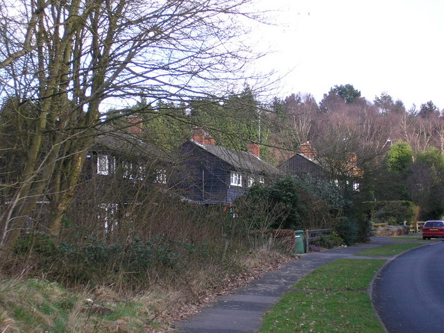 Brookers Row, Crowthorne