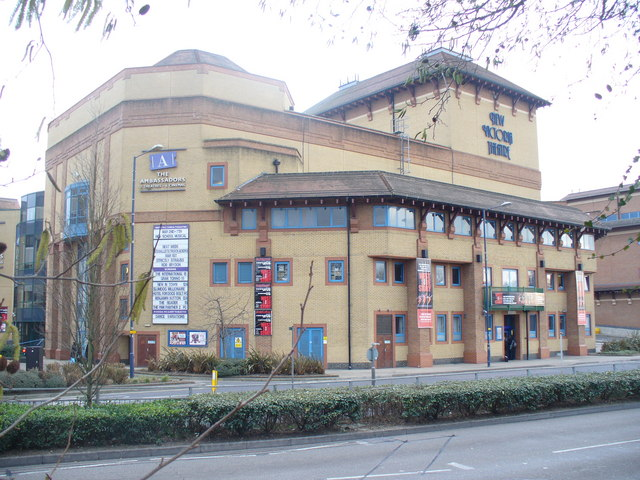 Victoria Entertainment Centre