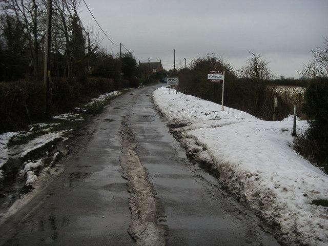 Upton Road
