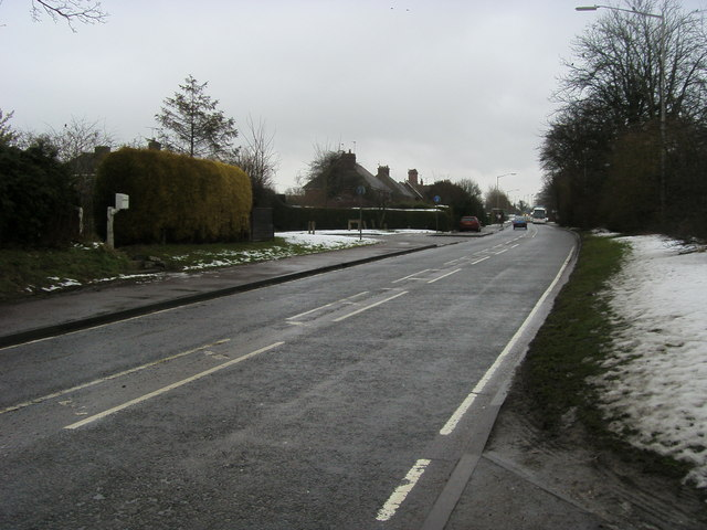 Oxford Road (A418)