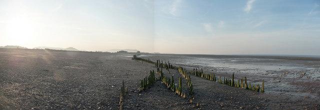 Blue Anchor : Beach & Sea