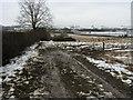 SP7309 : Footpath to Chearsley by Shaun Ferguson